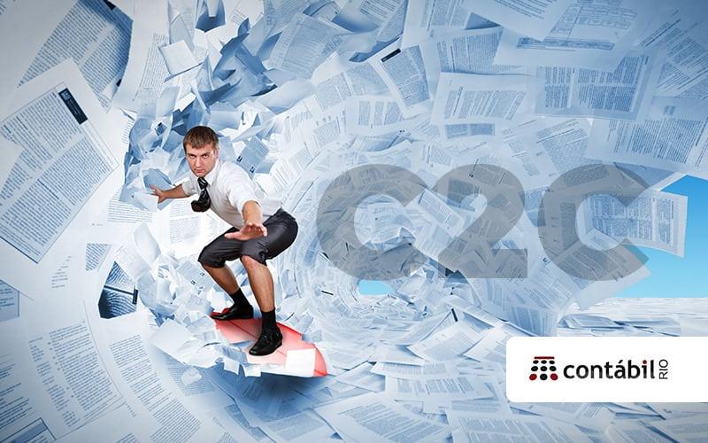 """C2C - Surfe nessa """"terceira onda"""" do comércio eletrônico!"""