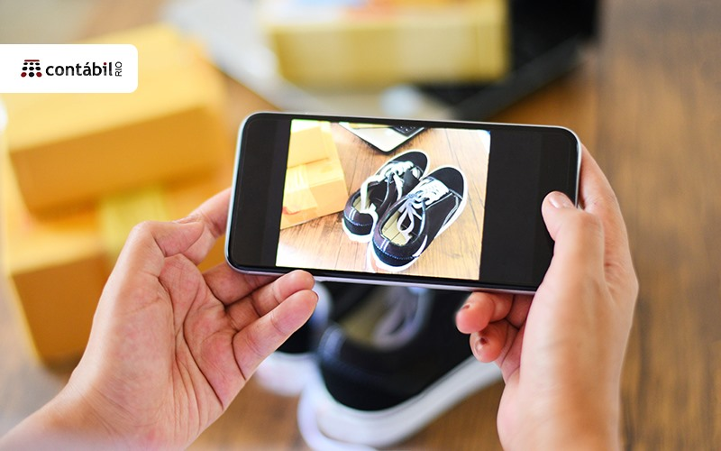 Como as fotos de produtos podem ajudar o meu e-commerce?