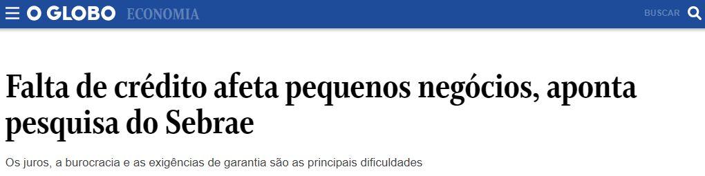 Falta De Credito - Contabilidade no Méier Rio de Janeiro - RJ | Contábil Rio